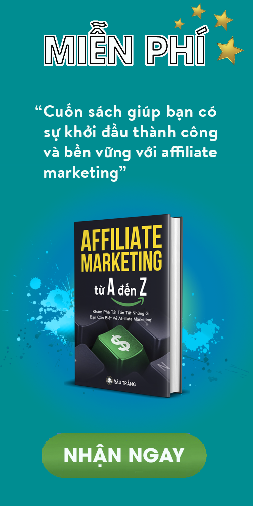 Affiliate Marketing từ A đến Z